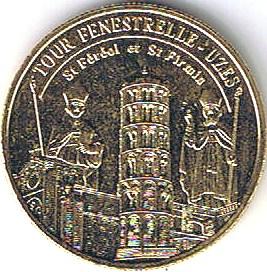 Médailles et Patrimoine = 24 Z133
