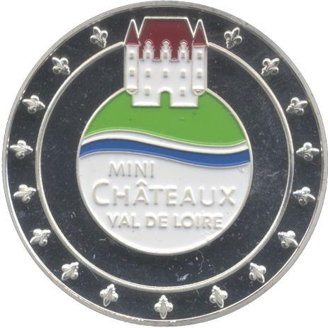 Amboise (37400)  [Clos Lucé  UEAU / UEAB] Z1710