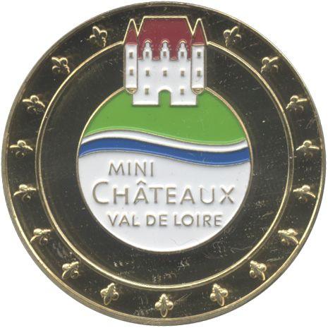 Amboise (37400)  [Clos Lucé  UEAU / UEAB] Z1910