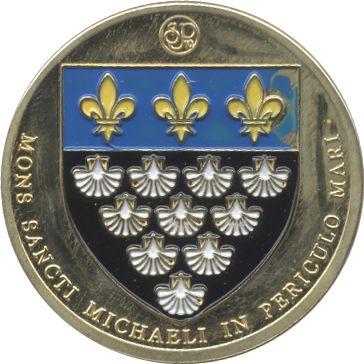 Mont Saint-Michel (50170)  [UEBF / Poulard UECD] Z214