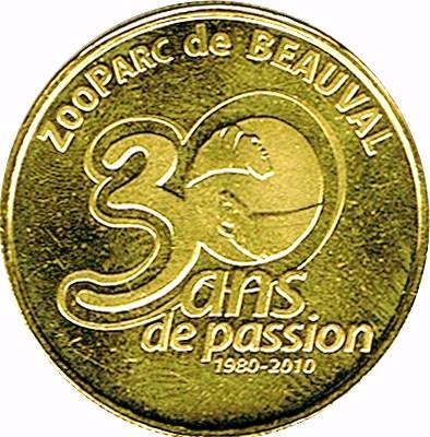 Saint-Aignan-sur-Cher (41110)  [Zooparc de Beauval] Z217