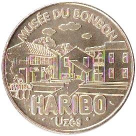 Uzès (30700)  [Haribo / UEDE] Z23