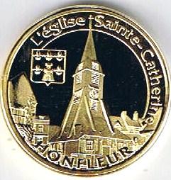 Honfleur (14600) [Naturospace] Z514