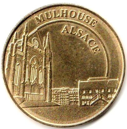Mulhouse (68100/68200)  [Electropolis / UEAP / UEBY] Z613