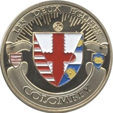 Colombey-les-deux-Eglises (52330) [Mémorial Charles de Gaulle UEAZ]  Za112