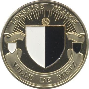 Souvenirs et Patrimoine 31mm  Za127