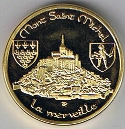 Mont Saint-Michel (50170)  [UEBF / Poulard UECD] Zz510