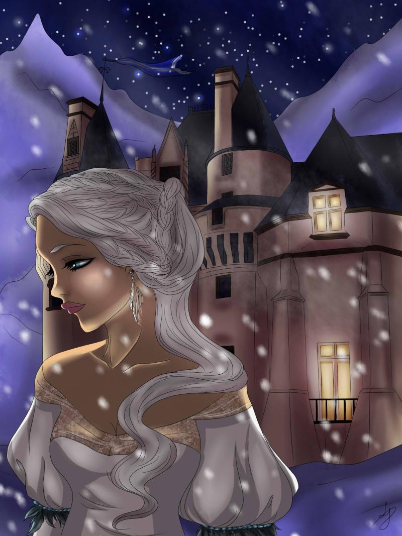 Dessins en vrac, univers de Louna >w< Cadeau10