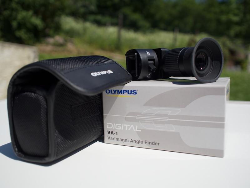 [À VENDRE] Viseur d'angle VA-1 Olympus P6111610