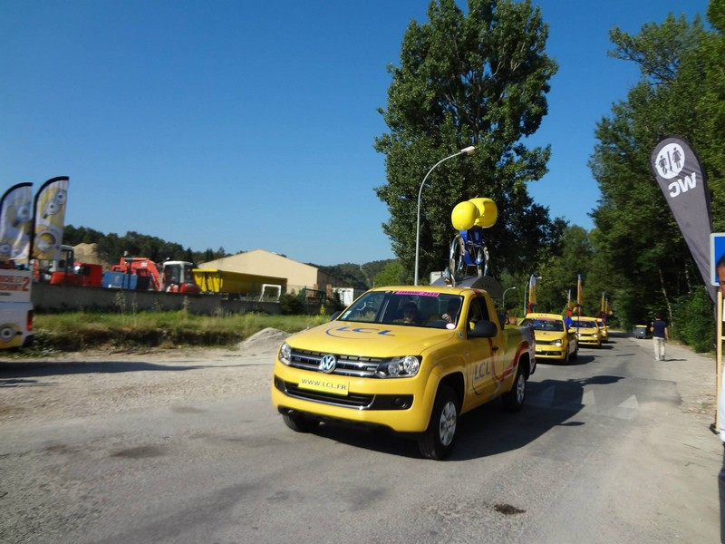 caravane publicitaire lcl 2013 10722710