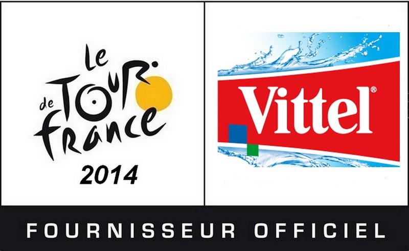 caravane publicitaire vittel Tour de France 2014   27993014