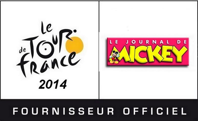 CARAVANE PUBLICITAIRE LE JOURNAL DE MICKEY 2014 27993022