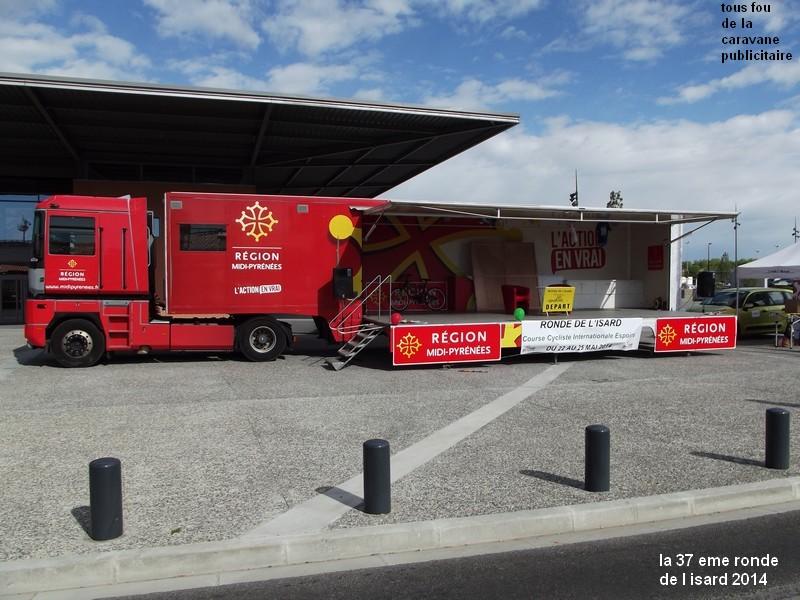 la 37ème édition, la Ronde de l'Isard 2014 37eme_13
