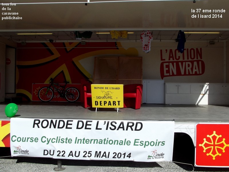 la 37ème édition, la Ronde de l'Isard 2014 37eme_23