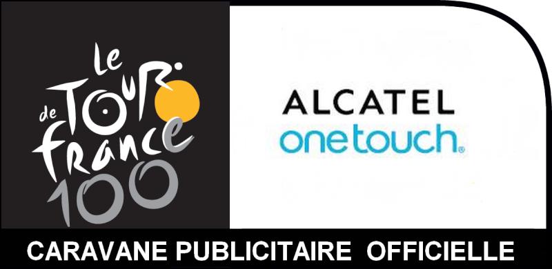 CARAVANE PUBLICITAIRE  ALCATEL  2013 38648516