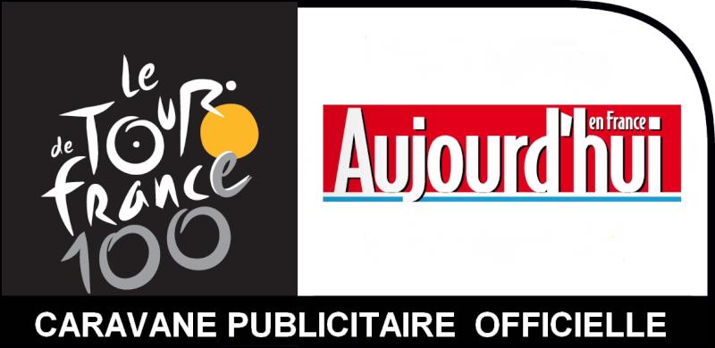 CARAVANE PUBLICITAIRE AUJOURD'HUIT EN FRANCE 2013 38648517