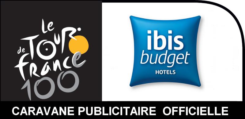 CARAVANE PUBLICITAIRE  IBIS BUDGETS 2013 38648519