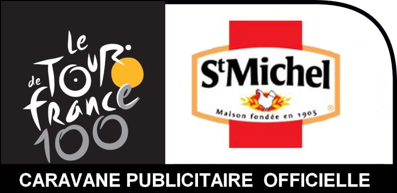 CARAVANE PUBLICITAIRE  SAINT MICHEL 2013 38648526
