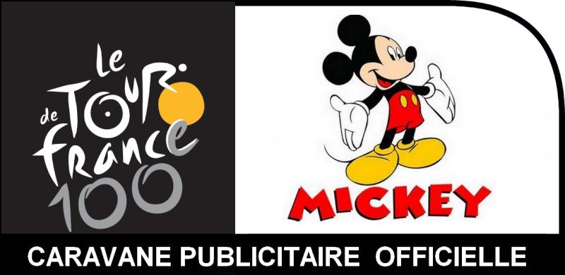 CARAVANE PUBLICITAIRE MICKEY 2013 38648538