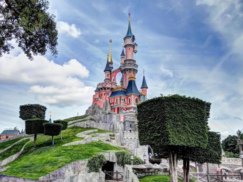 Photos de Disneyland Paris en HDR (High Dynamic Range) ! - Page 4 Dsc05110