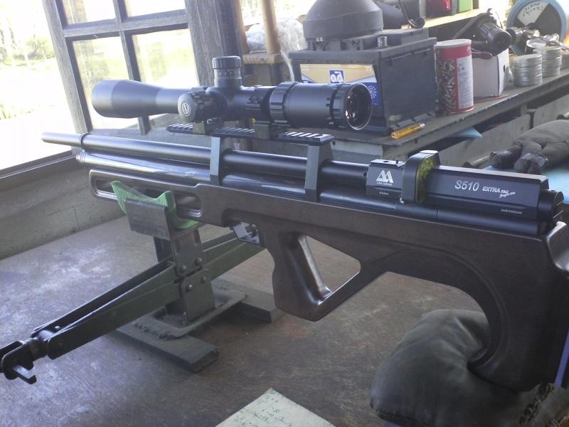 tir 140 m airarms 10 coups  Tosh1336
