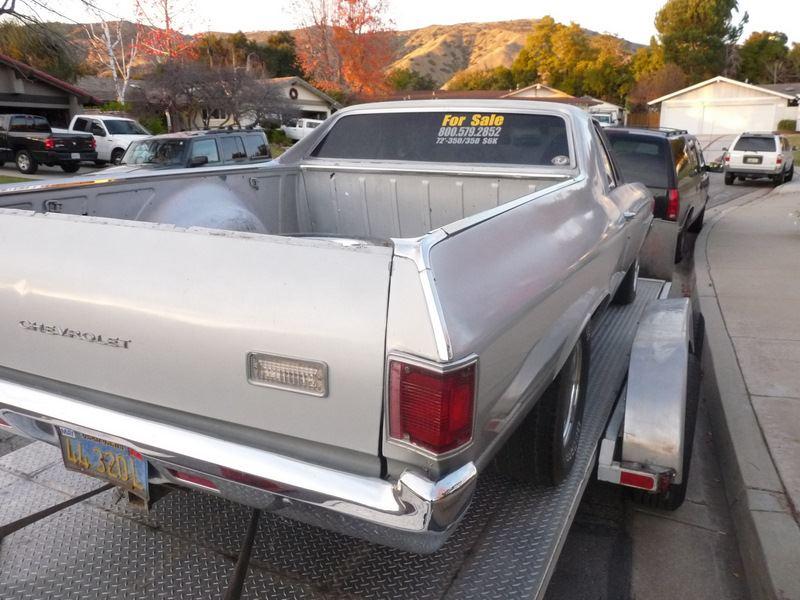 SW - 1972 Chevrolet El Camino 37481310