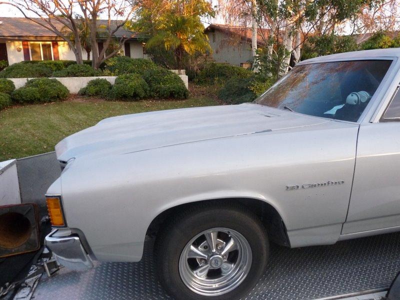 SW - 1972 Chevrolet El Camino 38094910