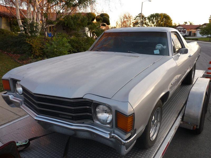 SW - 1972 Chevrolet El Camino 39340710