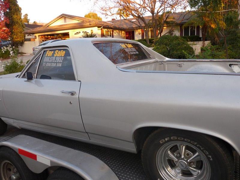 SW - 1972 Chevrolet El Camino 40216010
