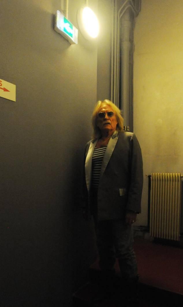 Au Havre, dans les coulisses du concert de Christophe 1_210