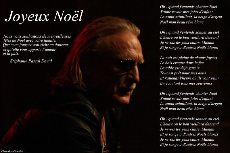 Joyeux Noël Stéphanie Pascal David. Img_3510