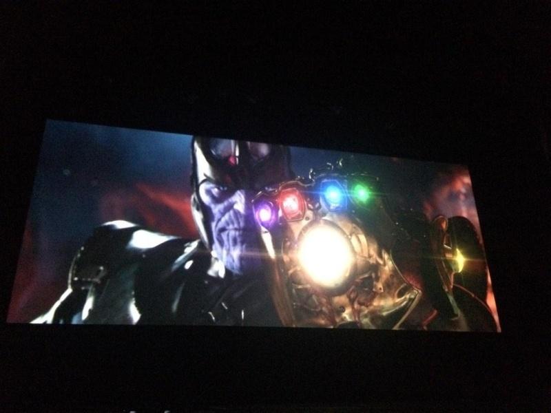Avengers : Infinity War - Part 1 & 2 Infini10