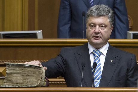Удастся ли Порошенко провести в стране реформы на идеях Януковича и выдать их как свои… 99428410