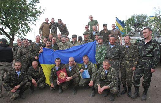 Выборы пятого президента Украины 2014 года после победы Майдана. - Страница 2 Nachva10