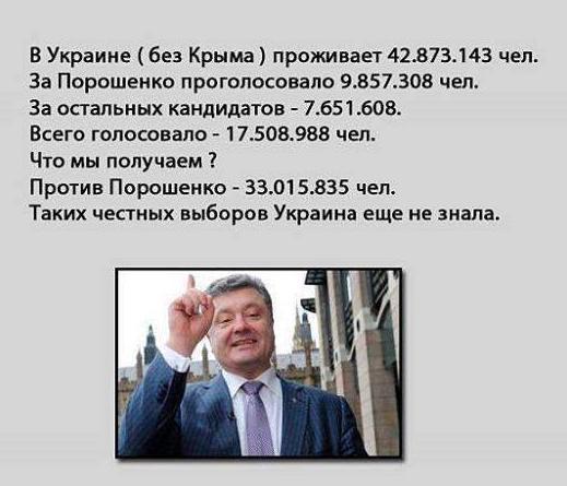 Выборы пятого президента Украины 2014 года после победы Майдана. - Страница 2 Stcnie10
