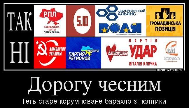 Удастся ли Порошенко провести в стране реформы на идеях Януковича и выдать их как свои… Voly210