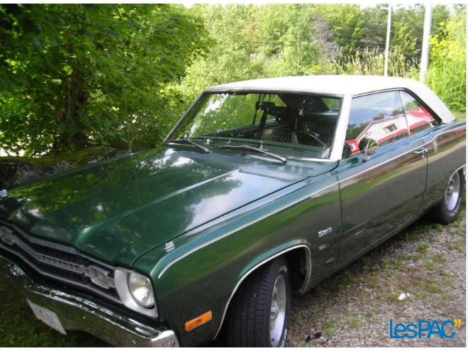plymouth scamp 1973 4500$ 53932810