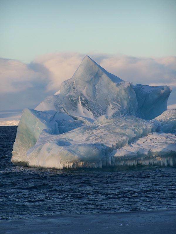 Арктика. Расположение метеостанций. 211