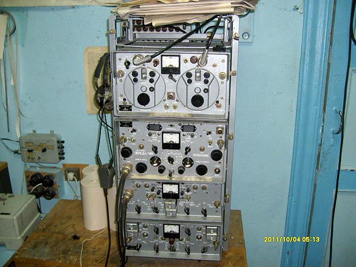 Полярная станция о. Голомянный, 5-6 октября 2011 года. 514