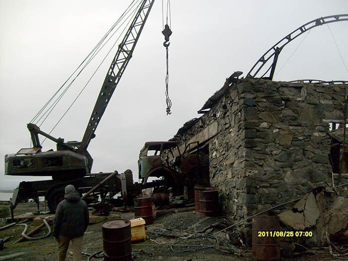 Остров Врангеля 25-28 августа 2011 года. 614