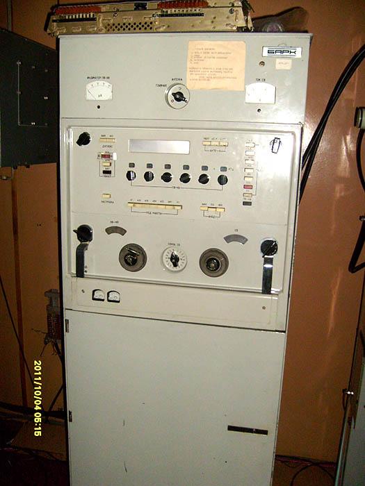 Полярная станция о. Голомянный, 5-6 октября 2011 года. 716