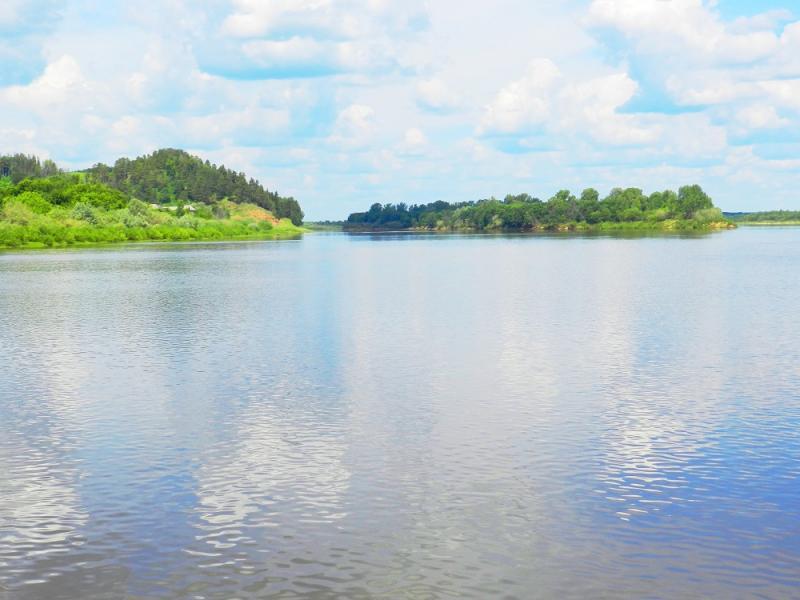 О реке Вятка и о нас, выпускниках 70-х . Ob_bb10