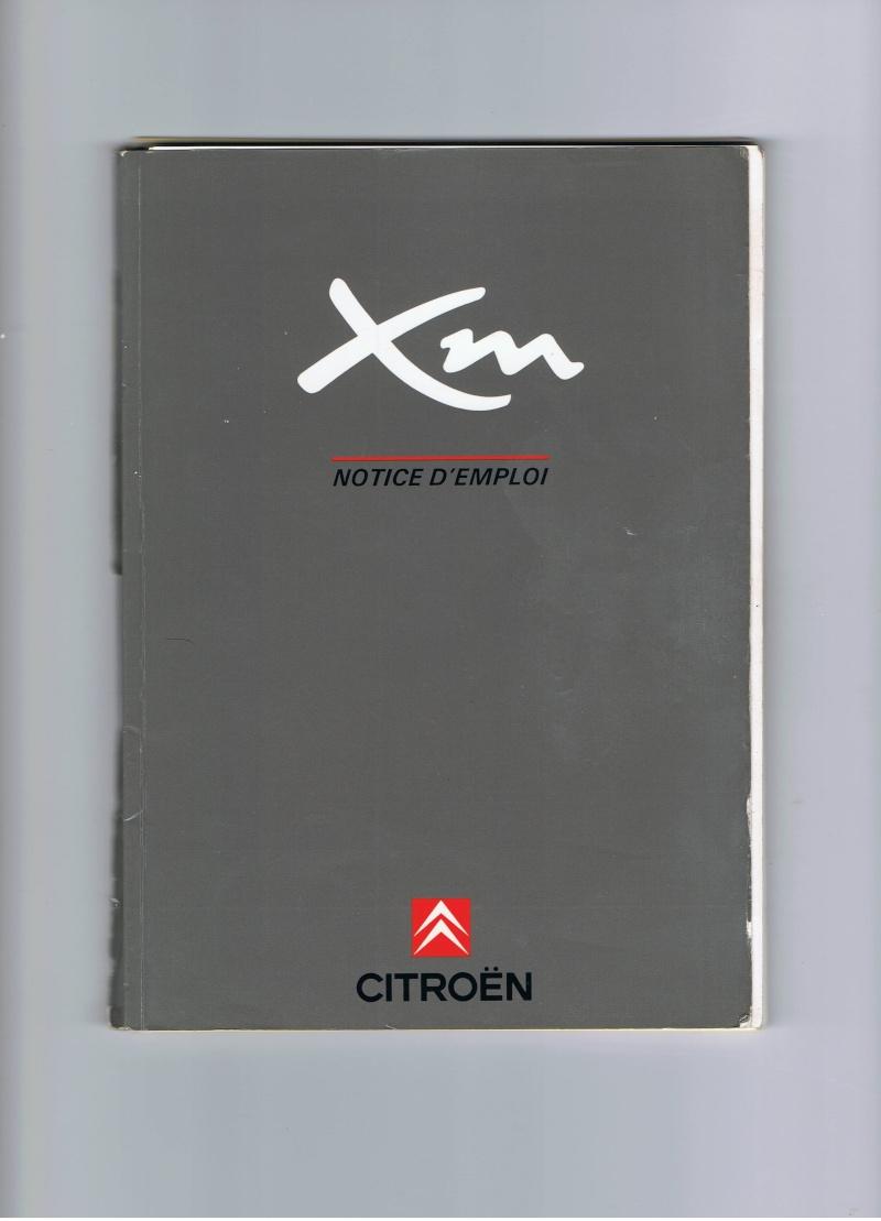 Manuel d'utilisation de la Citroën phase 2 (partie 1) 00012