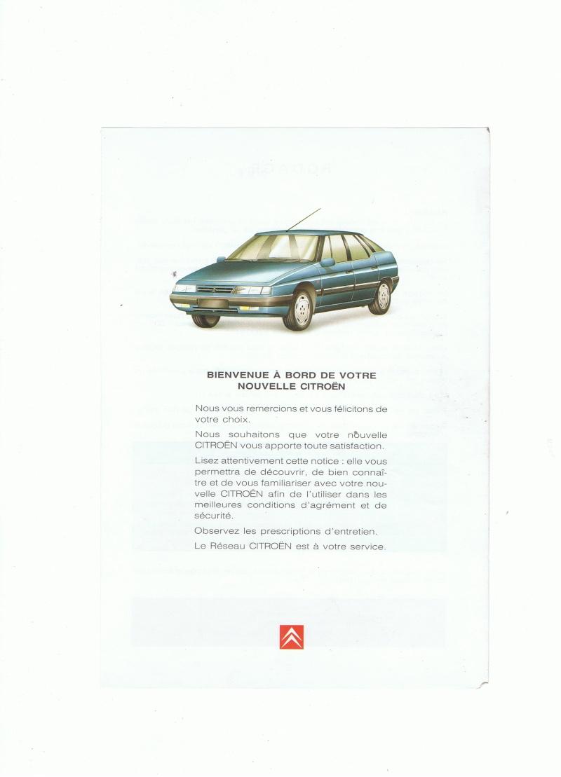Manuel d'utilisation de la Citroën phase 2 (partie 1) 00113