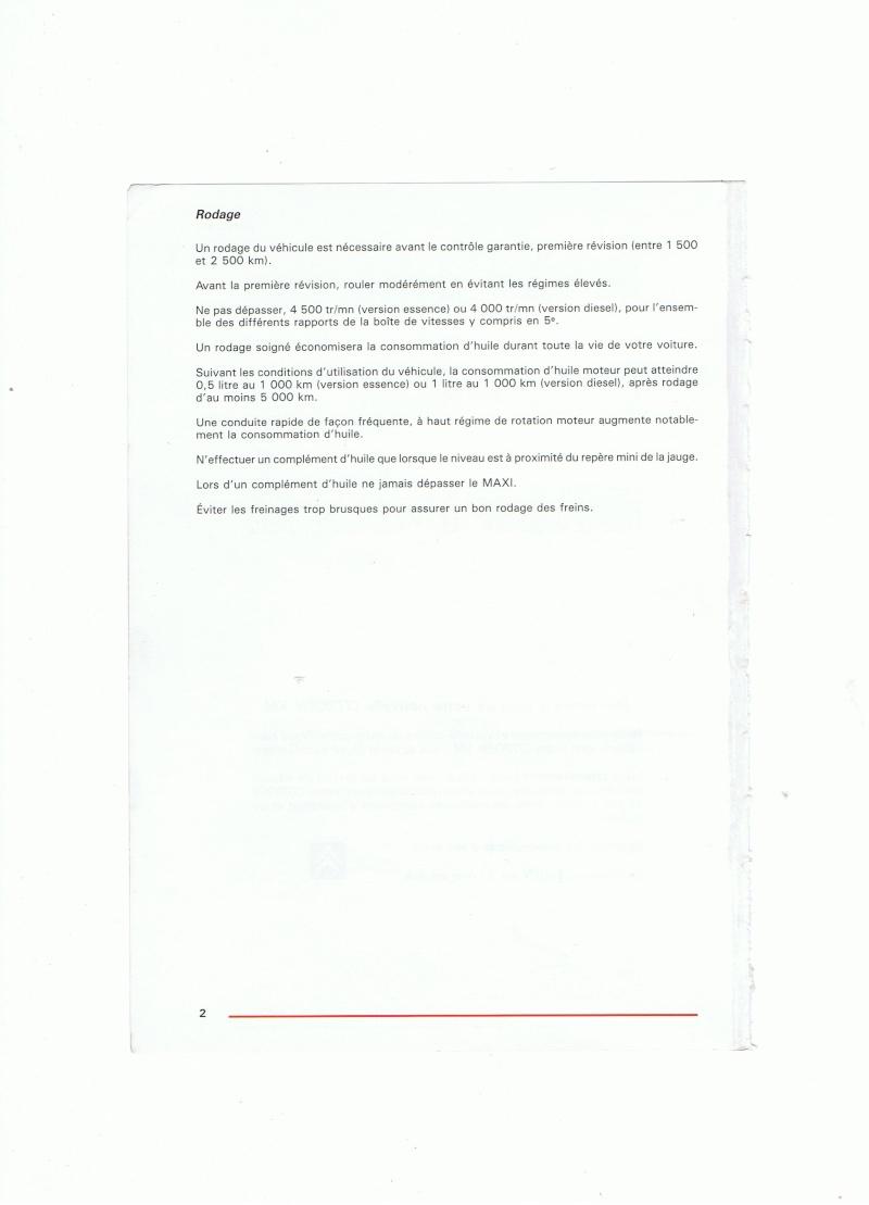 Manuel d'utilisation de la Citroën phase 1 (partie 1) 00210