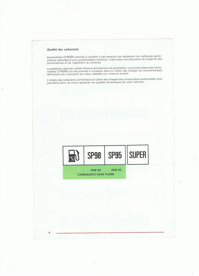 Manuel d'utilisation de la Citroën phase 1 (partie 1) 00410
