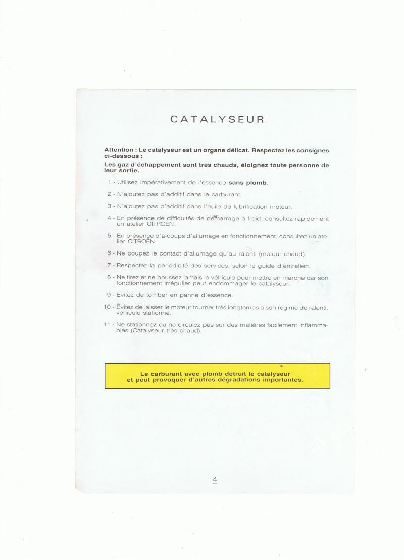 Manuel d'utilisation de la Citroën phase 2 (partie 1) 00412