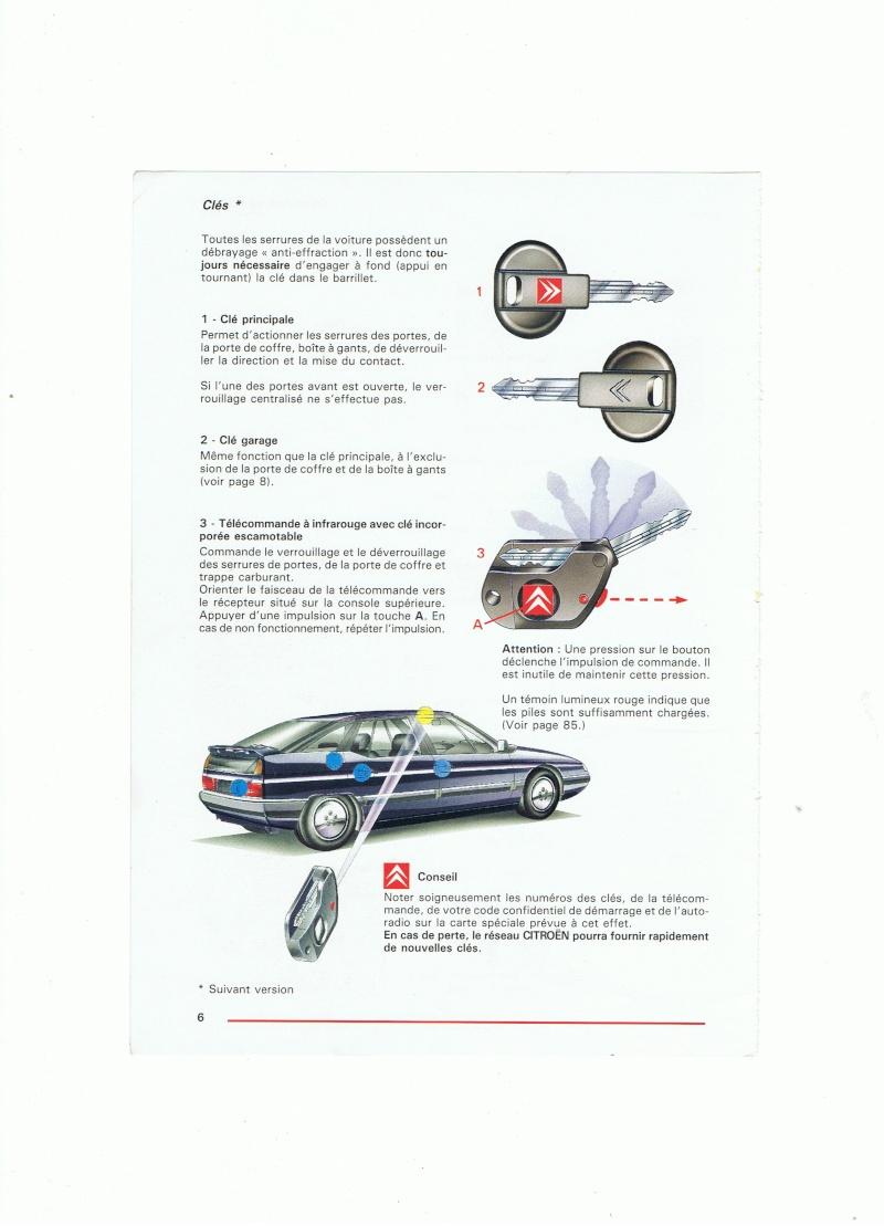 Manuel d'utilisation de la Citroën phase 1 (partie 1) 00611