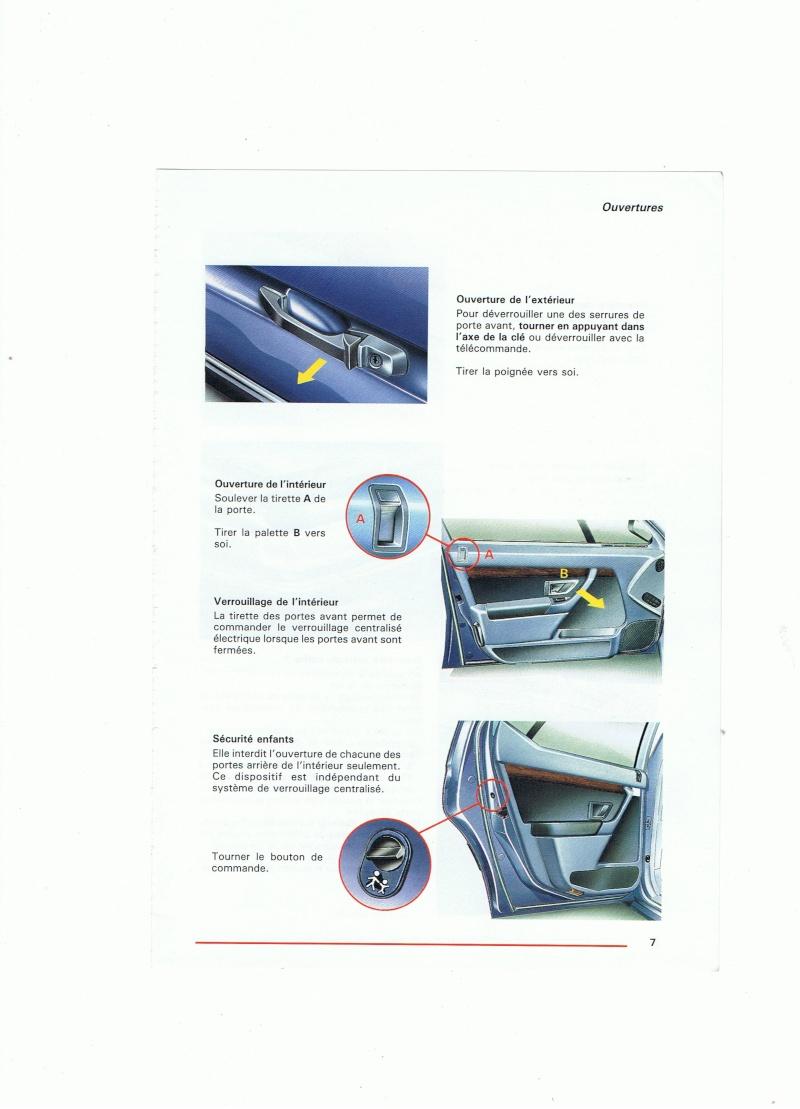 Manuel d'utilisation de la Citroën phase 1 (partie 1) 00710