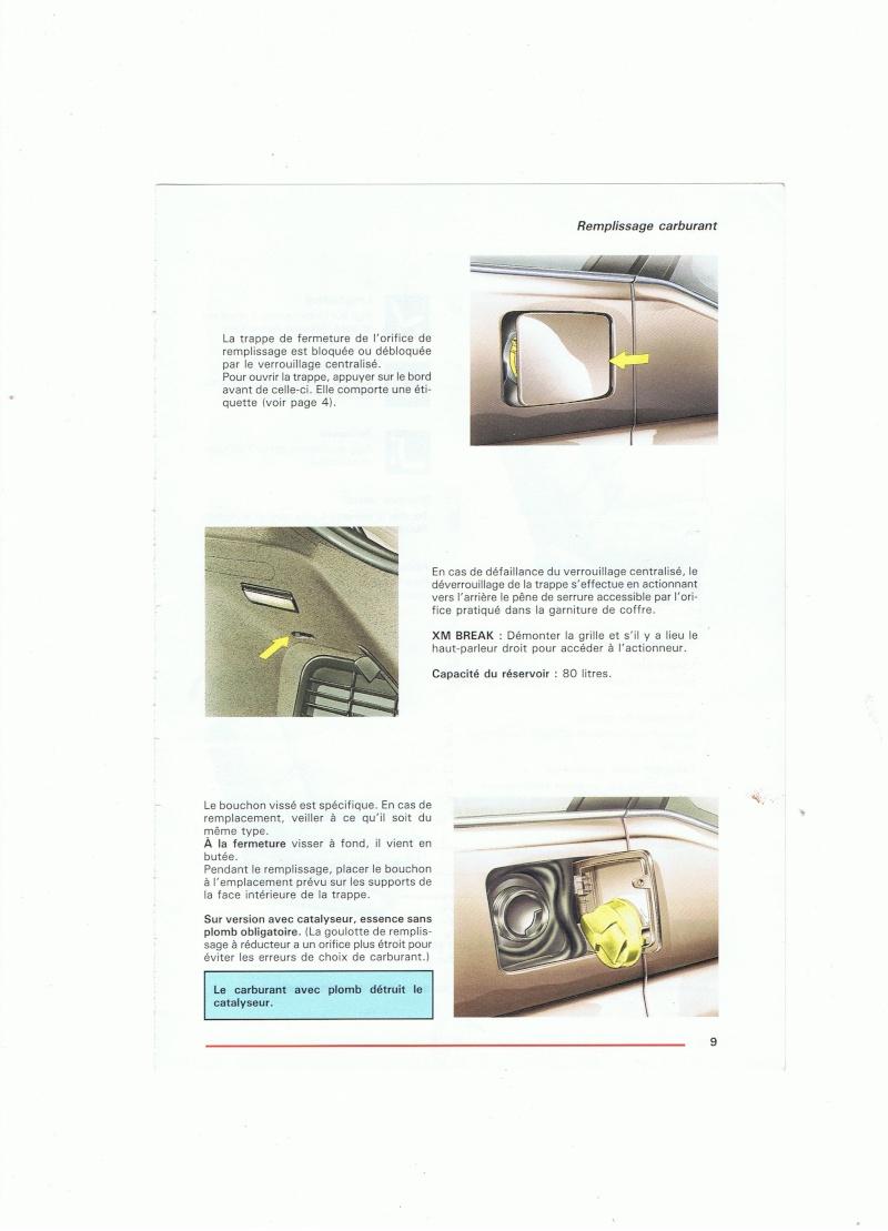 Manuel d'utilisation de la Citroën phase 1 (partie 1) 00910